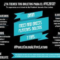 Colectivo Tecolote: Regalos en #VL13