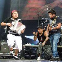 El Gran Silencio en @CoronaMusicFest Estadio Azteca