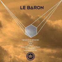Le Baron en El Imperial Septiembre 2013