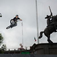 BMX Cuerna Style: La Adrenalina inundo Cuernavaca