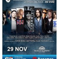 Kings of Chaos Mexico 2013