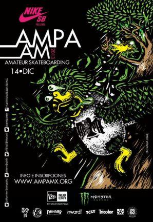 Amateur Skateboarding  AMPA AM 2013  282cdf165bc
