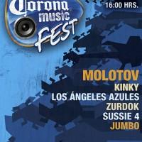 Corona Music Fest Puebla 2014