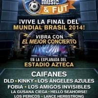 Corona Music Fest DF 2014