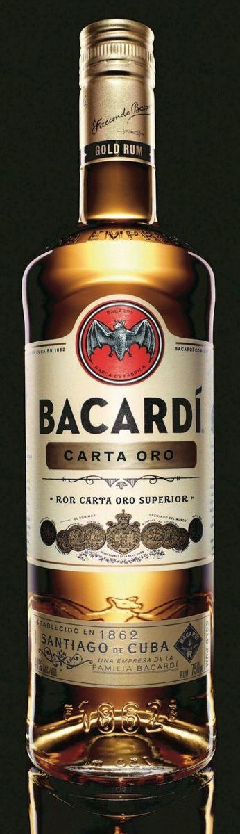 Ron Bacardi Carta Oro