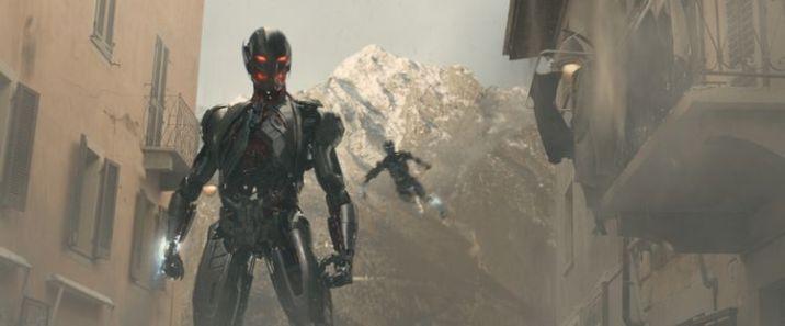 Marvel's Avengers: Age Of Ultron Sub Ultrons Ph: Film Frame ©Marvel 2015