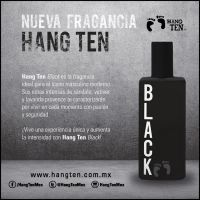 Black por Hang Ten