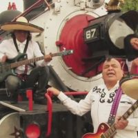 Tex Tex: Subete al tren con Lilian Ramirez