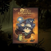 Cartoon Network: Mas alla del jardin, el Comic digital llega este 31 de Octubre