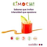 Kimochi: Momentos Placenteros de Sushi itto para el mundo