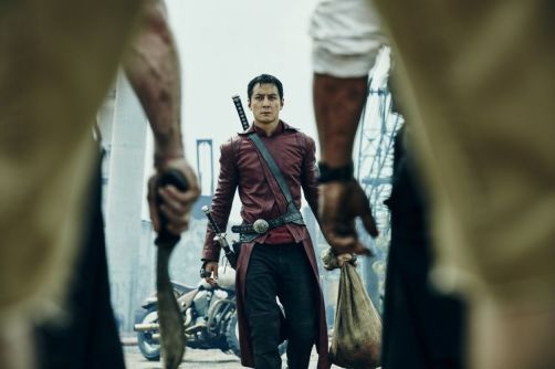 Daniel Wu as Sunny - Into the Badlands _ Season 1, Episode 4 - Photo Credit: James Minchin III/AMC
