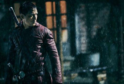 Daniel Wu as Sunny - Into the Badlands _ Season 1, Episode 1 - Photo Credit: James Dimmock/AMC