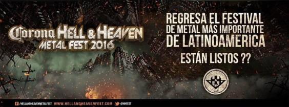 HELL AND HEAVEN 2016 PRIMER ANUNCIO P2
