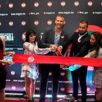 MX GYM abre sus puertas en Plaza Parque Jardin