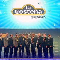 La Costeña recibe reconocimiento como mejor proveedor 2015