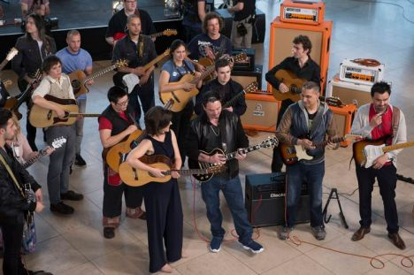 GUITAR STAR - Cardiff Auditions 09/04/2015