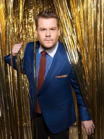 """""""The Late Late Show with James Corden"""" - James Corden takes over as host of THE LATE LATE SHOW on Monday, March 23 (12:37 - 1:37 AM, ET/PT) on the CBS Television Network. Photo: Art Streiber/CBS ©2015 CBS Broadcasting, Inc. All Rights Reserved"""