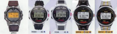 Imagen Relojes Timex en el espacio NASA