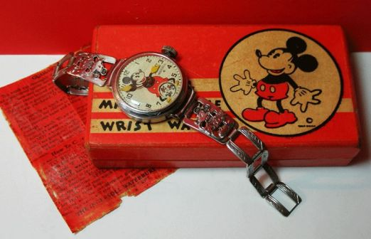 Timex Mickey Mouse 2