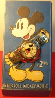 Timex Mickey Mouse 4