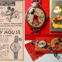 Timex y Mickey Mouse, fieles amigos en el tiempo