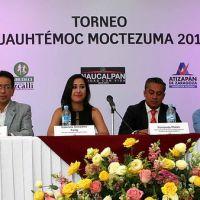 Torneo de Futbol Cuauhtémoc Moctezuma: Por la Juventud Mexiquense