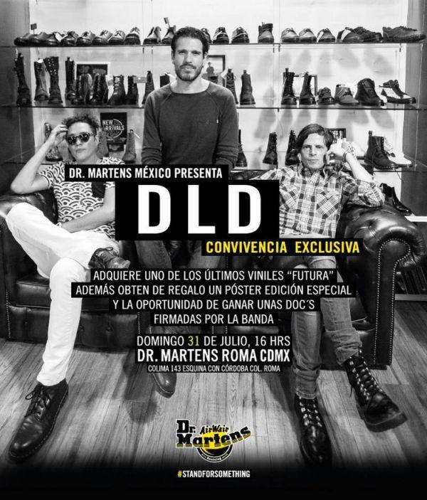 Fiesta con DLD y Dr. Martens