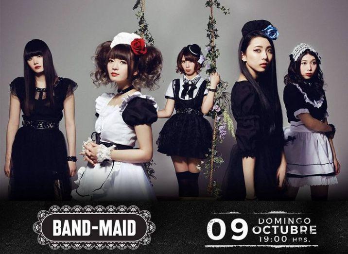bandmaid