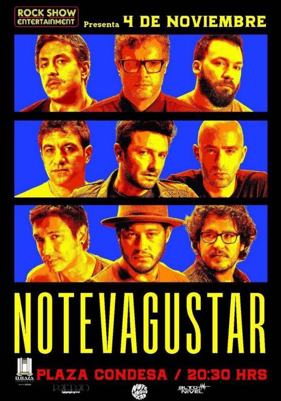 no-te-va-gustar-cartel-plaza-4-nov-2016