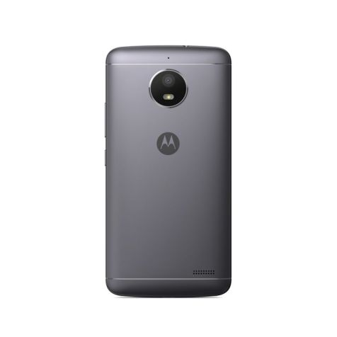 Moto E4_Iron Gray_Back_Without NFC_