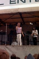 Stones In The Park: September 1969 Half a million people - one in a hundred of Britain's population - gathered in the open air in London's Hyde Park to stare, swoon, cheer, idolise and pay homage to the pop group the described as the greatest rock 'n roll band in the world: the Rolling Stones. Copyright Granada Tv