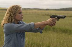 Kim Dickens as Madison Clark- Fear the Walking Dead _ Season 3, Episode 9 - Photo Credit: Richard Foreman, Jr/AMC