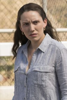 Lisandra Tena as Lola Guerrero - Fear the Walking Dead _ Season 3, Episode 9 - Photo Credit: Richard Foreman, Jr/AMC