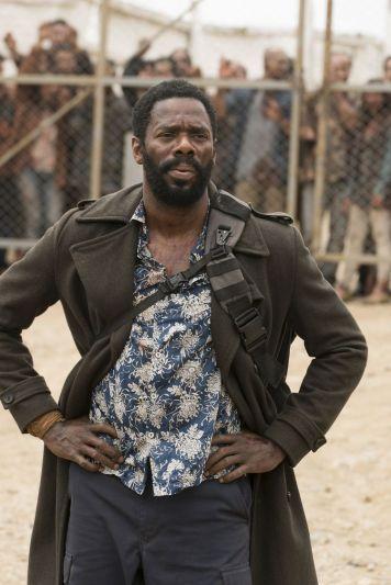 Colman Domingo as Victor Strand- Fear the Walking Dead _ Season 3, Episode 11 - Photo Credit: Richard Foreman, Jr/AMC