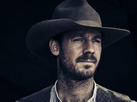 Henry Garrett as Pete McCullough - The Son _ Season 1, Gallery - Photo Credit: James Minchin/AMC