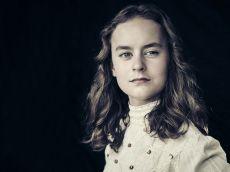 Sydney Lucas as Jeannie McCullough - The Son _ Season 1, Gallery - Photo Credit: James Minchin/AMC
