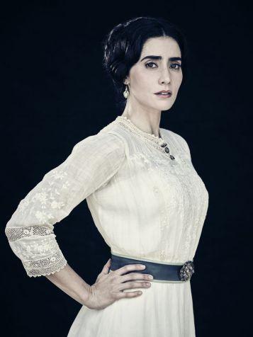 Paola Nunez as Maria Garcia - The Son _ Season 1, Gallery - Photo Credit: James Minchin/AMC