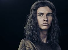 Jacob Lofland as Young Eli - The Son _ Season 1, Gallery - Photo Credit: James Minchin/AMC