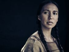 Elizabeth Frances as Prairie Flower - The Son _ Season 1, Gallery - Photo Credit: James Minchin/AMC