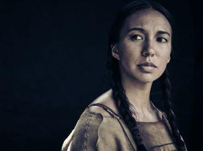 Elizabeth Frances as Prairie Flower - The Son _ Season 1, Gallery - Photo Credit: James Minchin/AMC