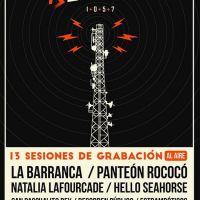 #13EACTOR: 13 Sesiones de Grabación al Aire en Reactor 105.7