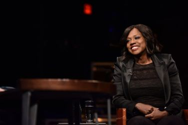 "INSIDE THE ACTORS STUDIO -- ""Viola Davis"" -- Pictured: Viola Davis -- (Photo by: Anthony Behar/Bravo)"