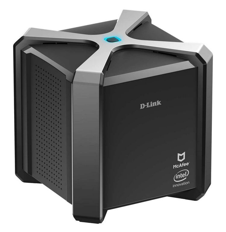 D-Link: Un nuevo router con tecnología de McAfee para proteger ...
