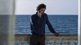 Una foto di scena della serie TV 'Il giovane Montalbano', seconda stagione della serie della RAI, soggetto di Bruni e Camilleri, dai racconti di Andrea Camilleri, Roma 10 settembre 2015. ANSA/RAI ANSA PROVIDES ACCESS TO THIS HANDOUT PHOTO TO BE USED SOLELY TO ILLUSTRATE NEWS REPORTING OR COMMENTARY ON THE FACTS OR EVENTS DEPICTED IN THIS IMAGE; NO ARCHIVING; NO LICENSING