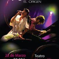 Ely Guerra: El Origen, 22 de Marzo, Teatro Metropólitan