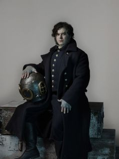Trystan Gravelle as Henry Collins- The Terror _ Season 1, Gallery - Photo Credit: Nadav Kander/AMC