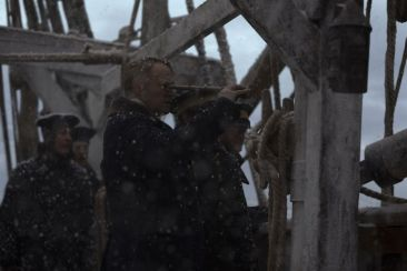 Jared Harris as Francis Crozier- The Terror _ Season 1, Episode 3 - Photo Credit: Screengrab/AMC