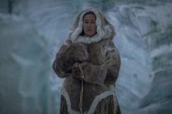 Nive Nielsen as Lady Silence- The Terror _ Season 1, Episode 3 - Photo Credit: Aidan Monaghan/AMC