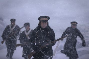 Tobias Menzies as James Fitzjames - The Terror _ Season 1, Episode 3 - Photo Credit: Screengrab/AMC