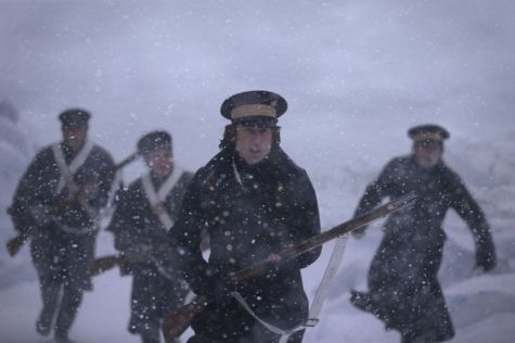 Tobias Menzies as James Fitzjames- The Terror _ Season 1, Episode 3 - Photo Credit: Screengrab/AMC